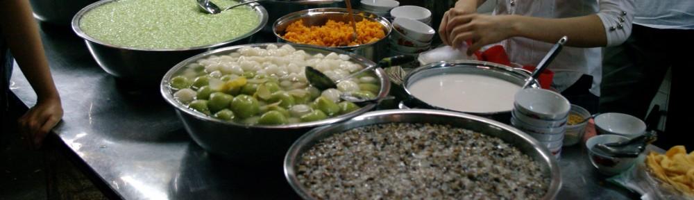 di cibo di viaggi