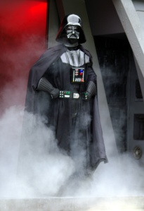 Darth Vader at Disney World