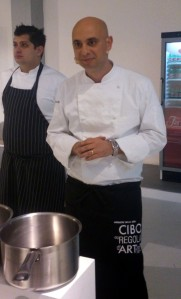 Chef Michelangelo Citino