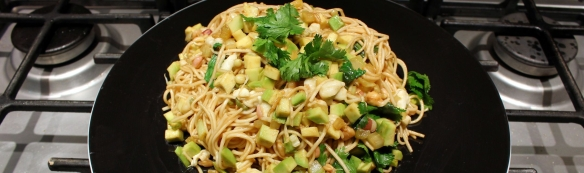 Pad thai vegetariano a modo mio