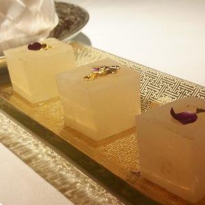 Gelatine @ Restaurant Gordon Ramsay