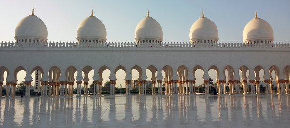 Moschea di AbuDhabi