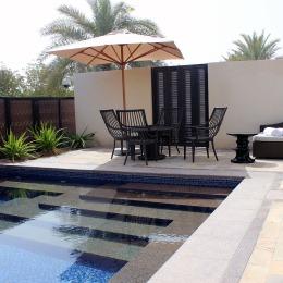 Private Pool @ Park Hyatt Abu Dhabi