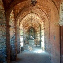 Castello di Montecavallo - Navata