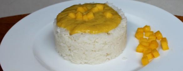 Riso basmati al profumo di mango