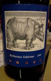 Barbaresco Valeirano - La Spinetta