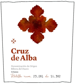 Cruz de Alba Label