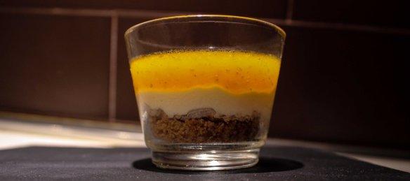 Cheesecake fichi