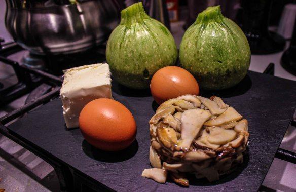 ingr zucchina ripiena